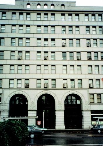 丸ノ内ビルヂング 1996年