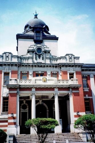 旧名古屋控訴院 正面中央