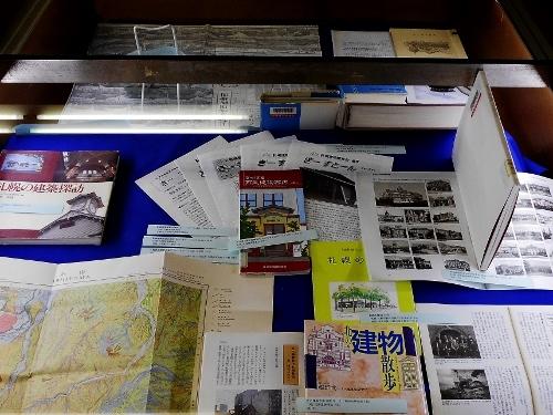道立図書館「札幌軟石と煉瓦と、北海道の古建築」展示 札幌軟石
