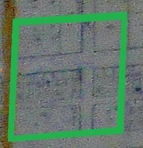 明治23年札幌市街之図 札幌二中の敷地