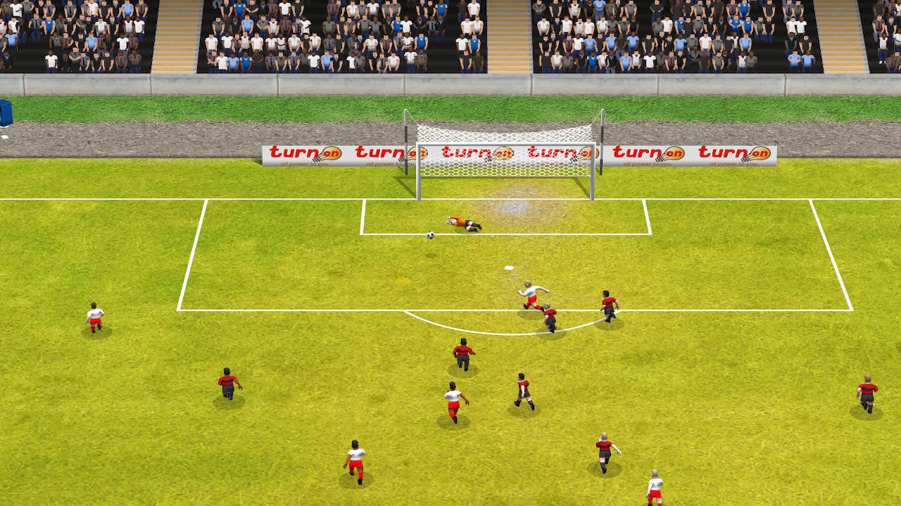 サッカー プレイング