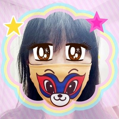 ドロンパマスク20200515