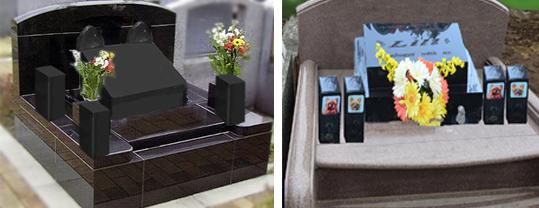 お墓の設計②床石
