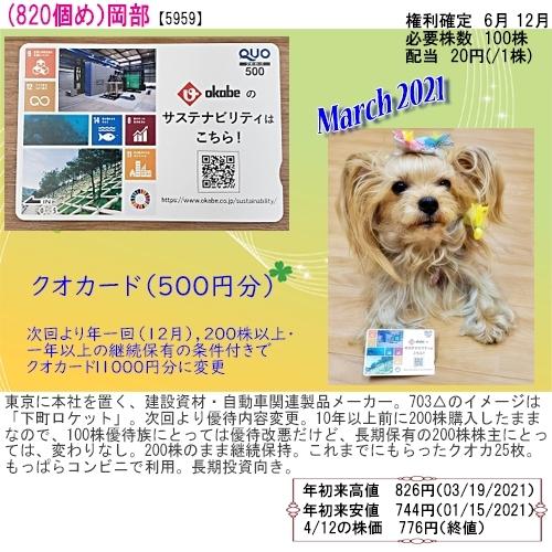 (820)2021年03月到着オカベ(春) (1)
