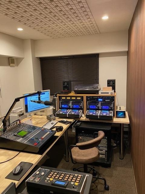スタジオ更新3