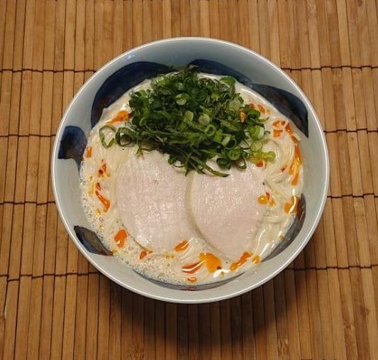 """""""豆乳スープの素麺""""7"""