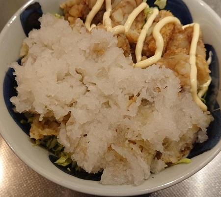 こってり&さっぱりのコロッケ2食丼6