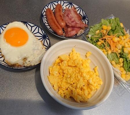 モーニング・ザ・洋朝食丼5