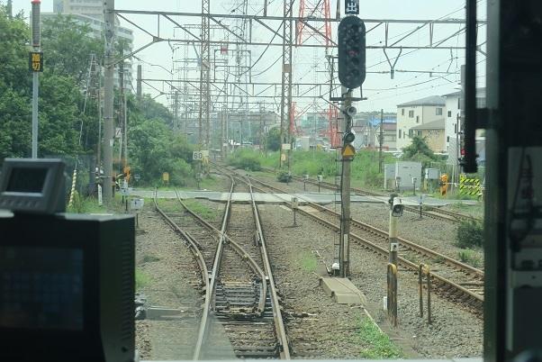 南武線支線前面展望 川崎新町⇒小田栄