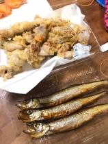 ホタル 柳葉魚