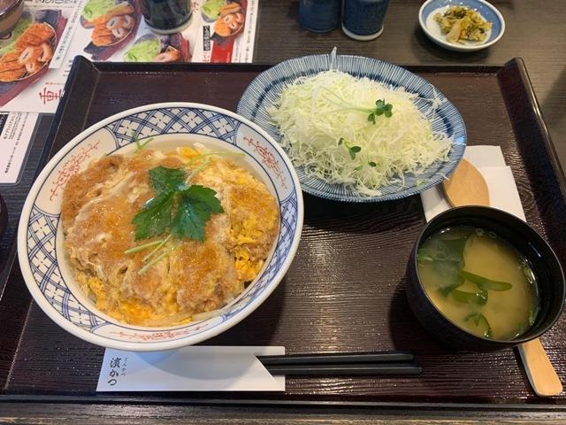 浜勝カツ丼