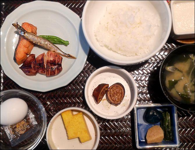 らびすた朝食10