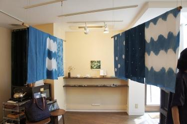 200914_牧禎舎の藍染め展07
