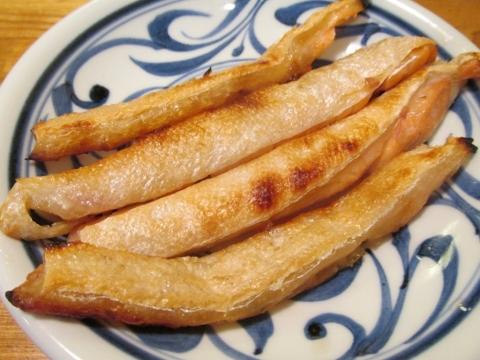 鮭のハラス焼き3