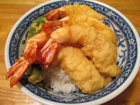 海老天丼2