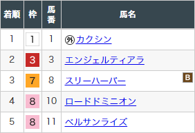 ☆mayuの競馬☆