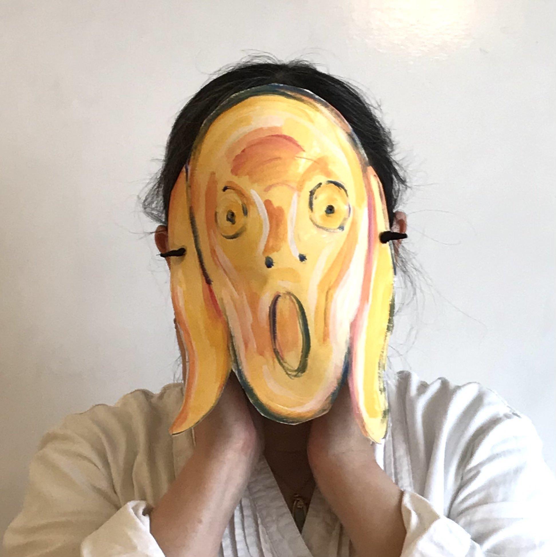 ムンクお麺