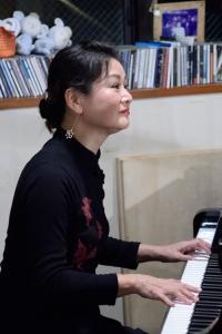 ピアノ廣田ゆり(2016年)