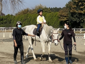 乗馬体験○ (11)