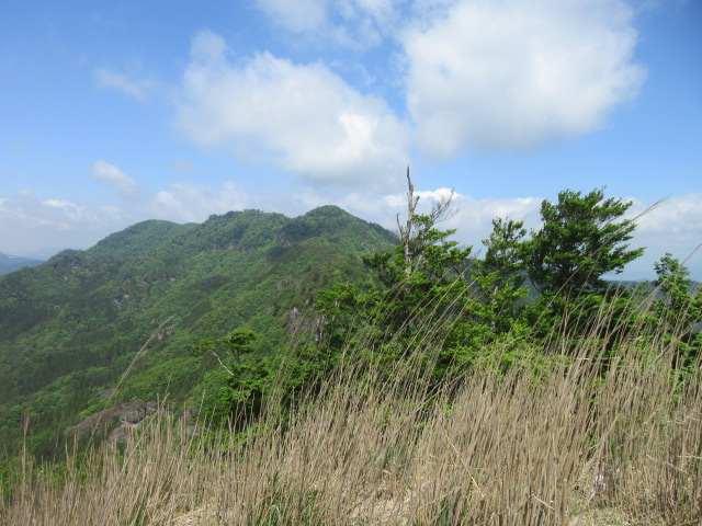 IMG0083JPG犬ケ岳を望む