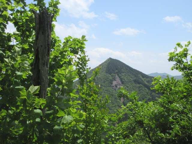 IMG0128JPG三角錐の小屋ケ岳