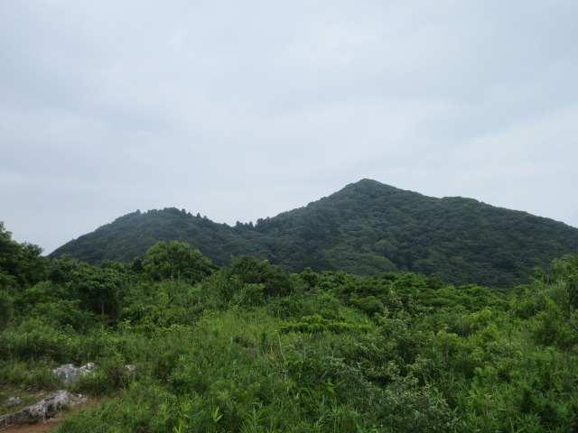IMG0044JPG砲台山から妙見山足立山
