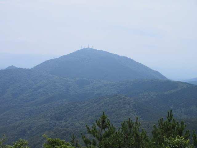 IMG0109JPG西鳳翩山をアップ