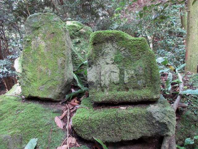 IMG0017JPG大不動岩屋分岐の石仏