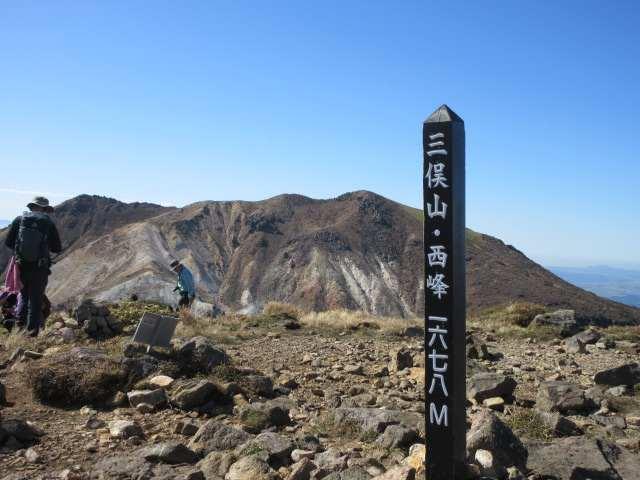 IMG0005JPG三俣山西峰