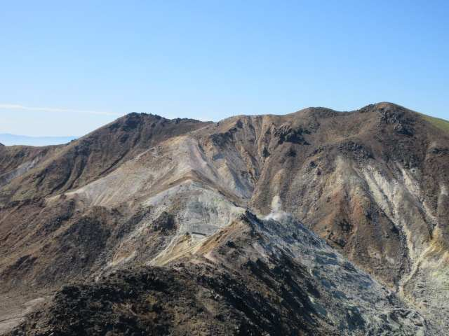 IMG0007JPG噴煙の硫黄山