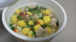 日清食品「カップヌードル 鶏白湯 ビッグ」