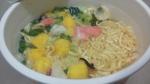 日清食品「海苔うまシーフード ビッグ」