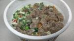 日清食品「カップヌードル ビッグ 謎肉祭 肉盛りジューシィしょうゆ味」