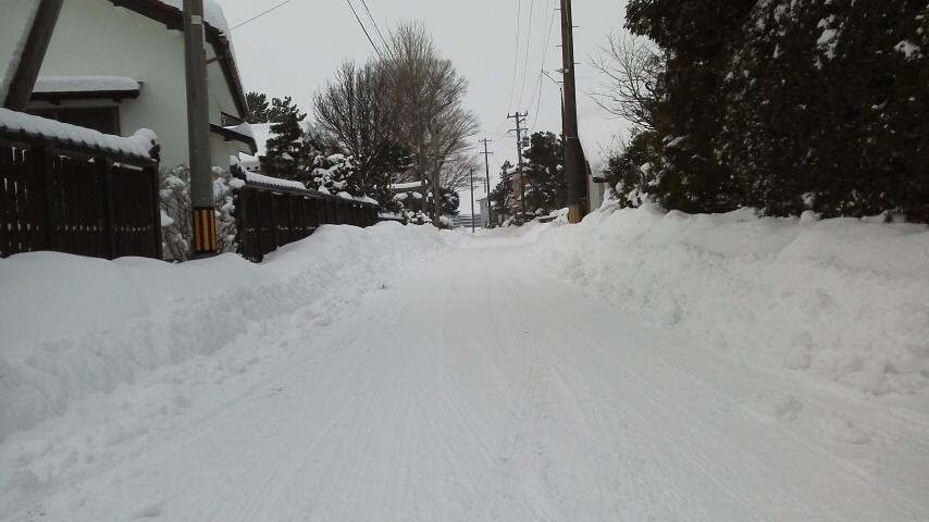 2021年大雪