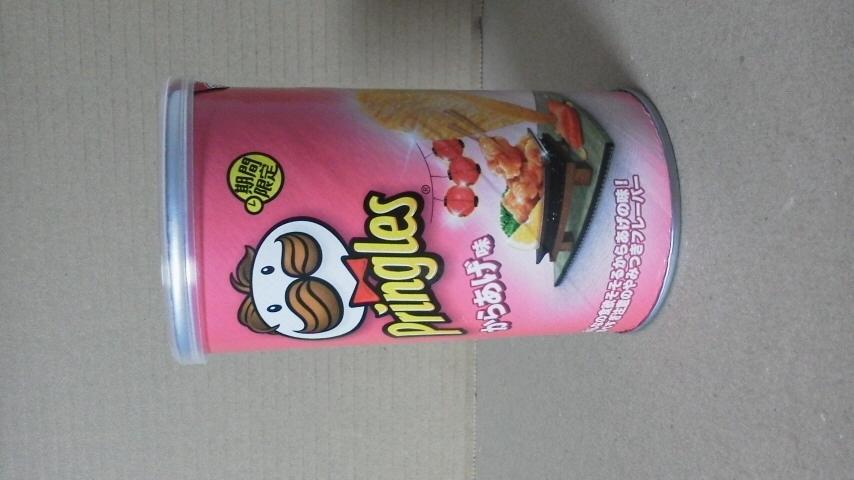 輸入者:日本ケロッグ「プリングルズ からあげ味」