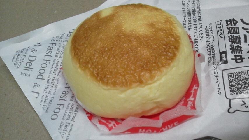 ファミリーマート 「バター香るホットケーキまん」