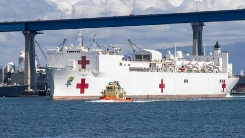 09d 500 hospital ship