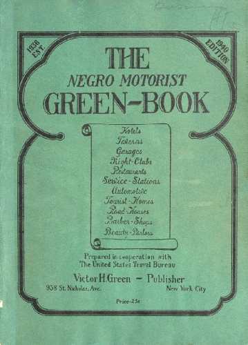 04b 700 green book cover