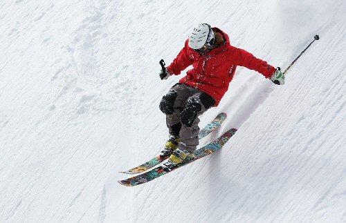 03c 500 skiing