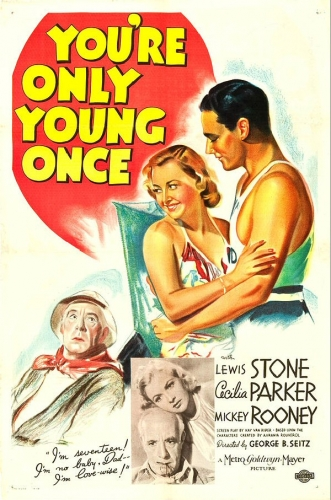 03c 600 You are_Only_Young_Once_poster