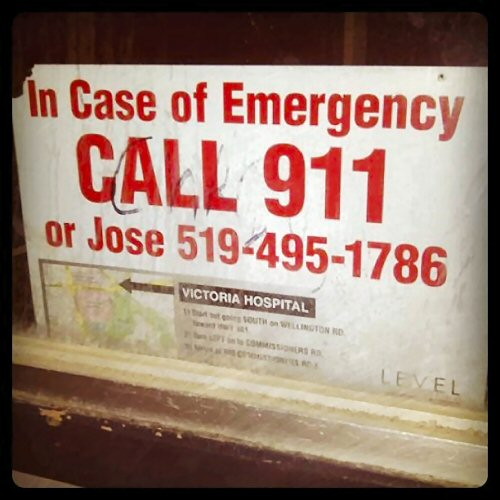 04b 500 Call 911