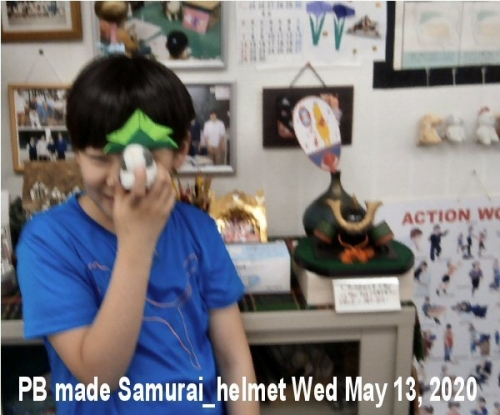 01a 600 200513 PBs Yuta H made samurai_helmet