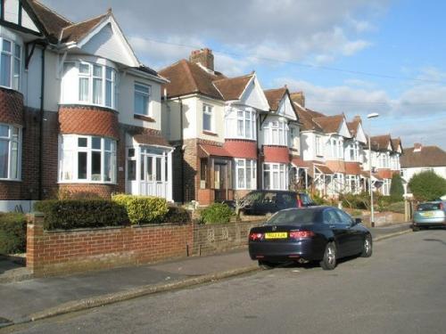 09c 600 Semi_detached_houses_in_Southdown_Road_Cosham_Hampshire