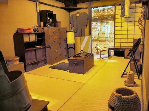 09b 600 Japanese_Edo_Nagaya