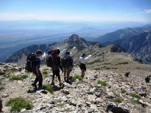 03b 600 peak trail