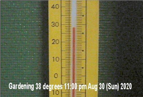 01a 500 28 degrees outside 23時