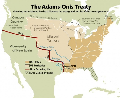 09b 700 Adams_Onis Treaty map