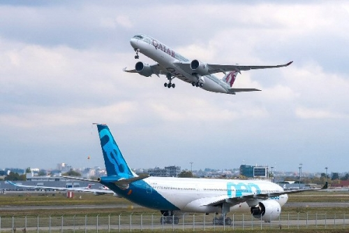 04a 600 Airbus planes