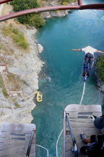 03a 500 Bungy Jump New Zealand