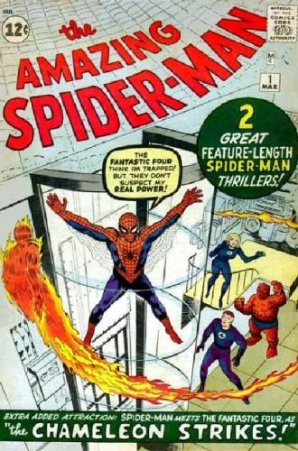 02a 500 amazing spiderman